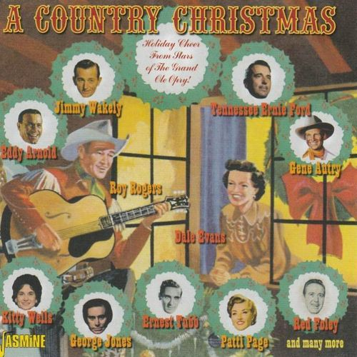 VARIOUS ARTISTS - A Country Christmas