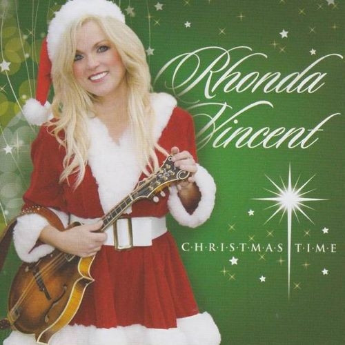 VINCENT, RHONDA - Christmas Time