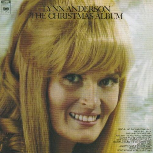 ANDERSON, LYNN - The Christmas Album