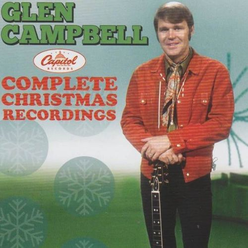 CAMPBELL, GLEN - Complete Capitol Christmas Recordings