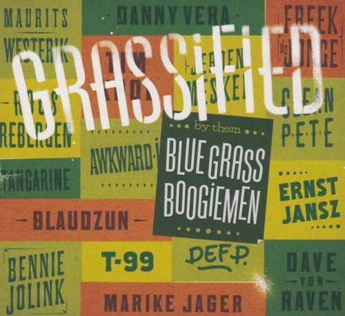 BLUE GRASS BOOGIEMEN - Grassifield