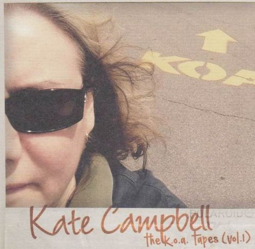 CAMPBELL, KATE - The K.O.A. Tapes (Vol. 1)