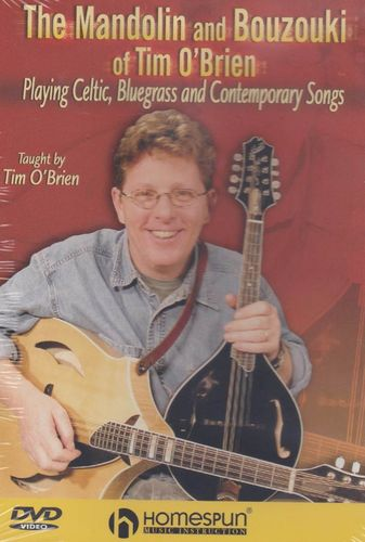 O'BRIEN, TIM -The Mandolin And Bouzouki Of Tim O'Brien