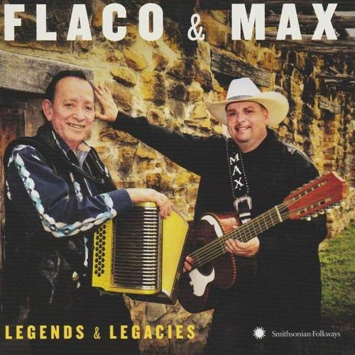 JIMENEZ, FLACO - Flaco & Max: Legends & Legacies