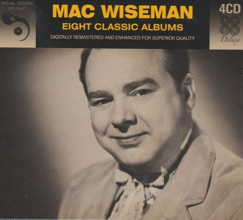 WISEMAN, MAC - Eight Classic Albums