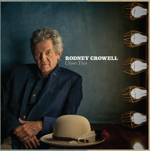 CROWELL, RODNEY - Close Ties