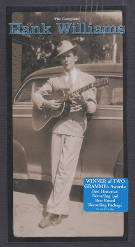 WILLIAMS, HANK - The Complete Hank Williams