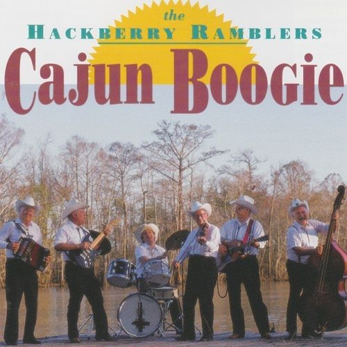 HACKBERRY RAMBLERS, THE - Cajun Boogie