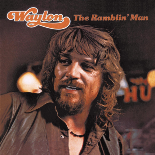 JENNINGS, WAYLON -Ramblin' Man