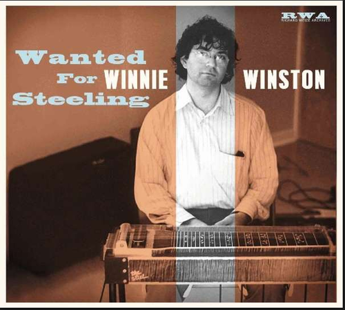 WINSTON, WINNIE - Wanted For Steeling