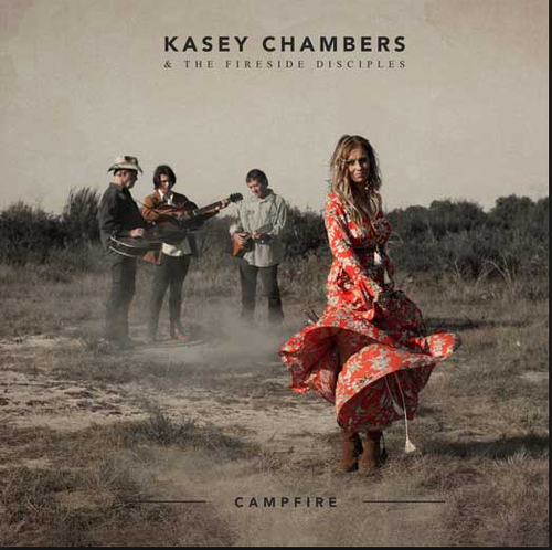 CHAMBERS, KASEY & THE FIRESIDE DISCIPLES - Campfire