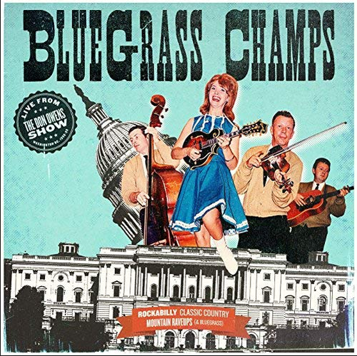 BLUEGRASS CHAMPS - Live From The Don Owens Show