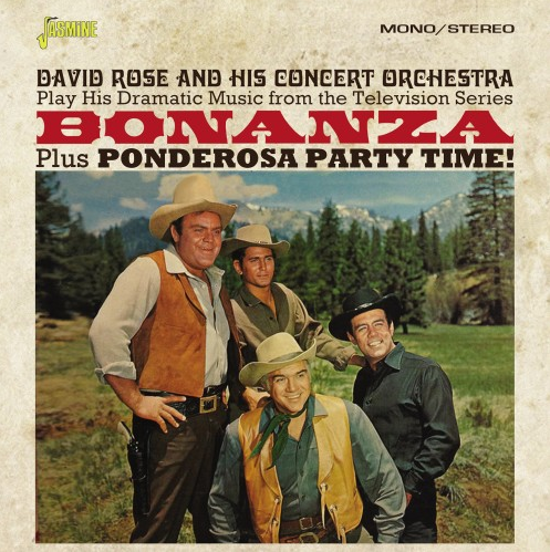 ORIGINAL SOUNDTRACK - Bonanza! Plus Ponderosa Party Time!