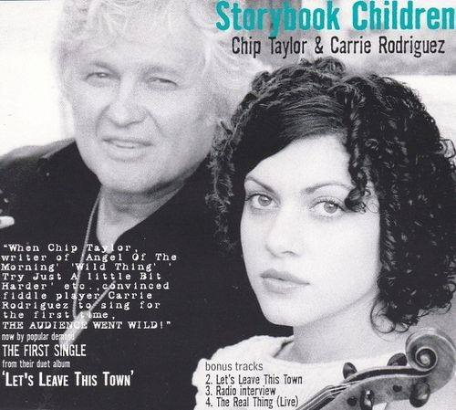 TAYLOR, CHIP & CARRIE RODRIGUEZ - Storybook Children