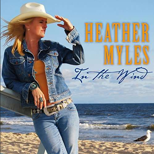 MYLES, HEATHER - In The Wind