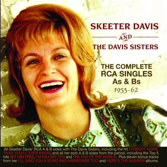 skeeter davis heres the answer