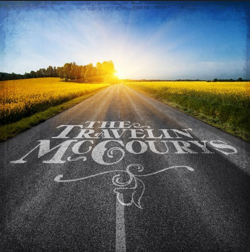 TRAVELIN' McCOURYS, THE - The Travelin' McCourys