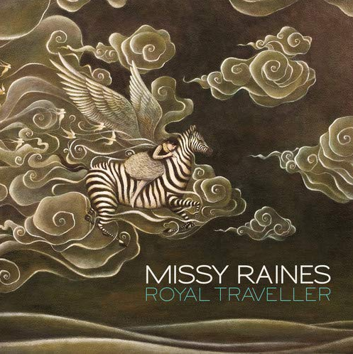 RAINES, MISSY - Royal Traveller