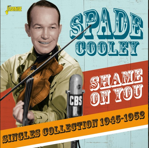 COOLEY, SPADE - Shame On You / Singles Collection 1945-1952