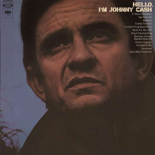 CASH, JOHNNY - Hello, I'm Johnny Cash