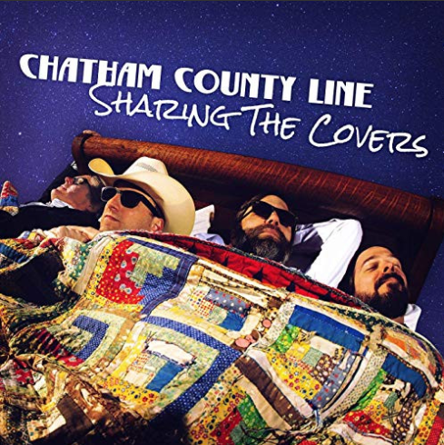 CHATHAM COUNTY LINE - Sharing The Covers