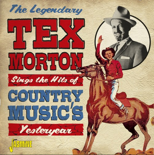 MORTON, TEX - Sings The Hits Of Country Music's Yesteryear