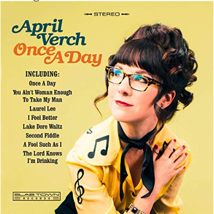 VERCH, APRIL - Once A Day