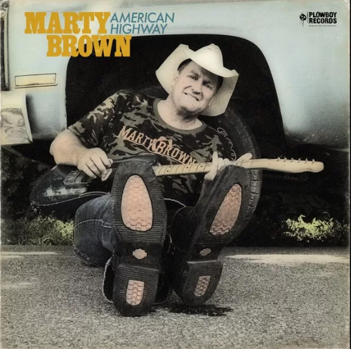 BROWN, MARTY - American Highway