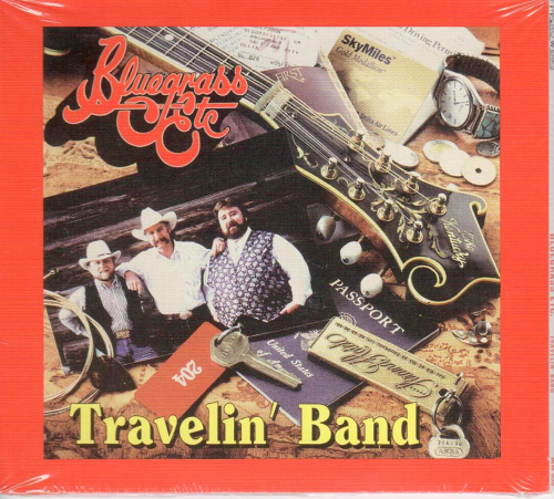 BLUEGRASS ETC. - Travelin´ Band