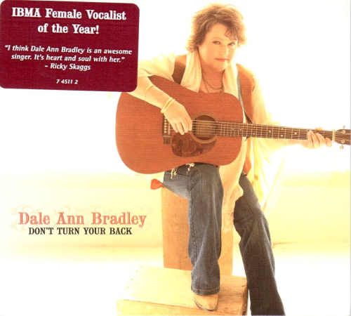 BRADLEY, DALE ANN - Don´t Turn Your Back