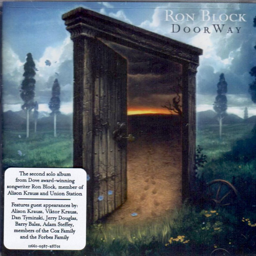 BLOCK, RON - Door Way