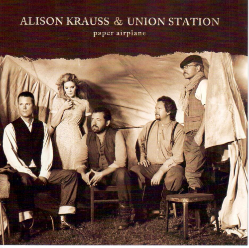 KRAUSS, ALISON & UNION STATION - Paper Airplane
