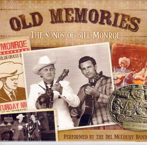 McCOURY BAND, THE DEL - Old Memories