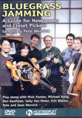 WERNICK, PETE - Bluegrass Jamming