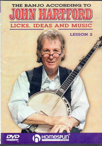 HARTFORD, JOHN - The Banjo Accordings To John Hartford