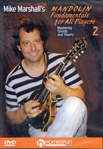 MARSHALL, MIKE - Mandolin Fundamentals For All Players 2