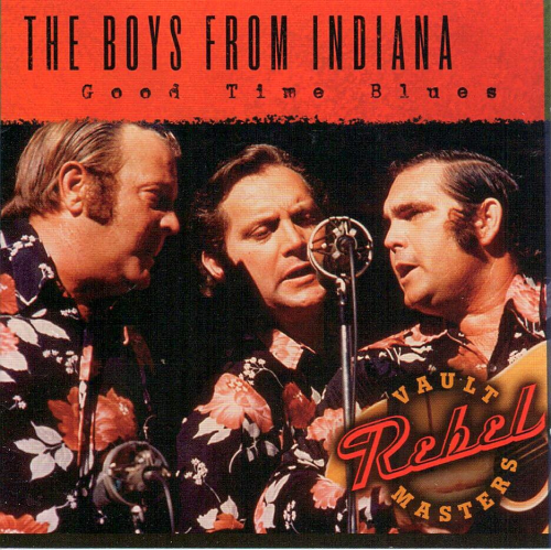 BOYS FROM INDIANA, THE - Good Time Blues