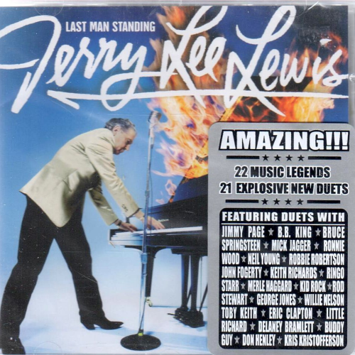 LEWIS, JERRY LEE - Last Man Standing
