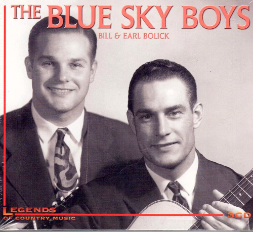 BLUE SKY BOYS, THE - Bill & Earl Bolick