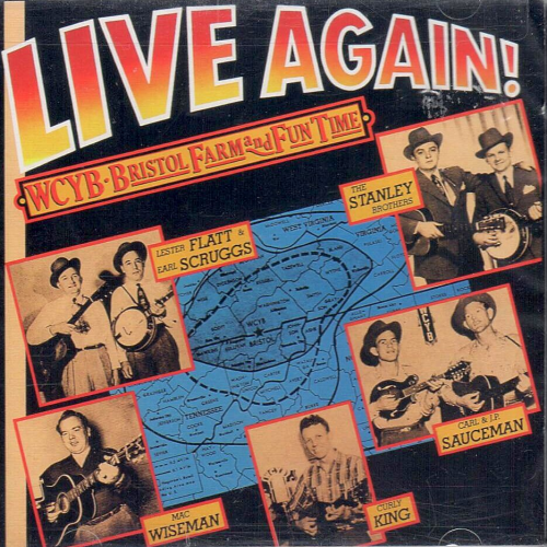 VARIOUS ARTISTS - Live Again!