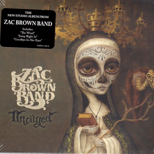 BROWN BAND, ZAC - Uncaged