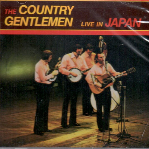 COUNTRY GENTLEMEN, THE - Live In Japan