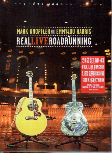 KNOPFLER, MARK & EMMYLOU HARRIS - Real Live Roadrunning