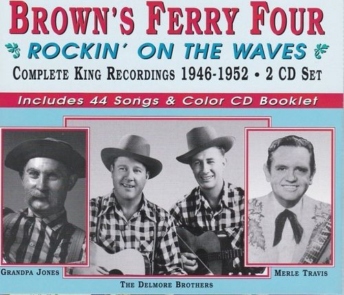 BROWN'S FERRY FOUR - Rockin' On The Waves