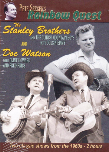 VARIOUS ARTISTS - Pete Seeger's Rainbow Quest With The Stanley Brothers And Doc Watson