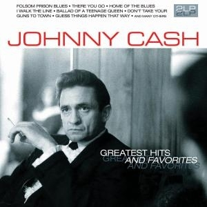 CASH, JOHNNY - Greatest Hits And Favorites