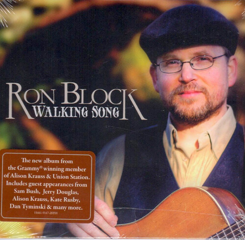 BLOCK, RON - Walking Song