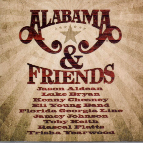 ALABAMA - Alabama & Friends