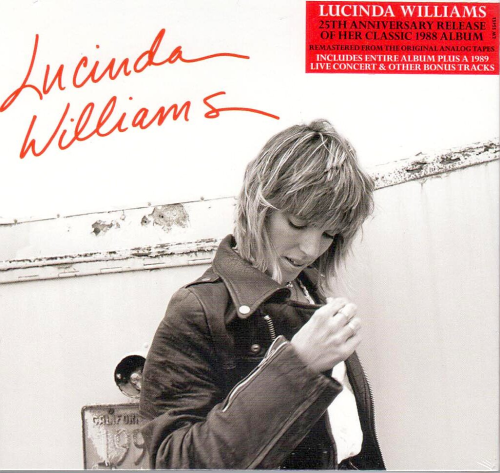WILLIAMS, LUCINDA - Lucinda Williams