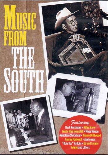 VARIOUS ARTISTS - Music From The South